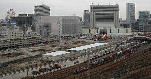 北ヤード2006年2月28日
