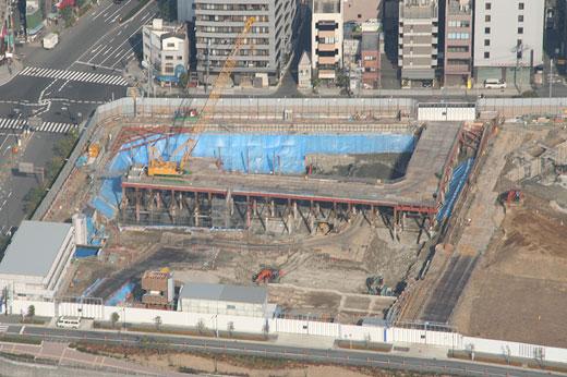 阪大病院跡地を再開発2