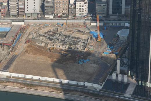 阪大病院跡地を再開発3