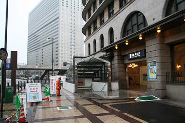 阪急百貨店の秘密通路2