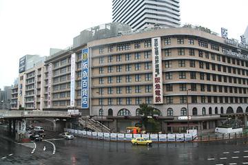 阪急百貨店の秘密通路9