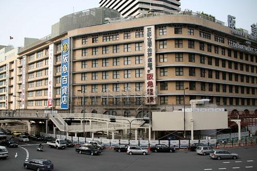 阪急百貨店1