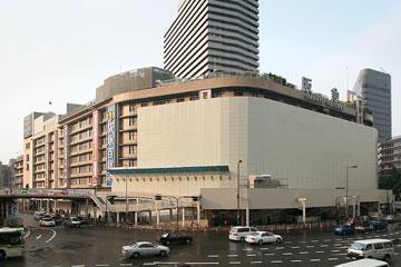 阪急ビル・阪神側