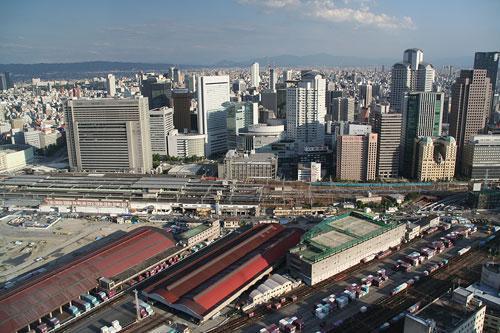 大阪駅&北ヤード