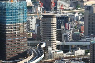 福島のゲートタワービル