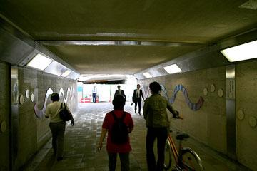 梅北地下道2