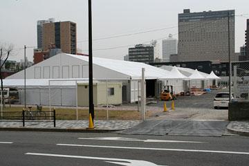 中之島演劇祭テント2