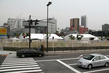 中之島演劇祭テント1