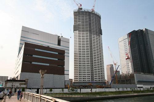 水都OSAKAα1玉江橋より