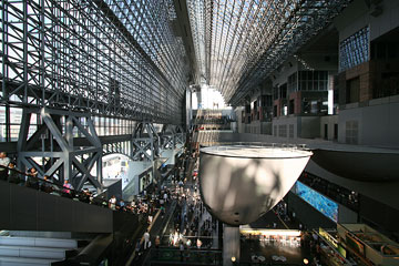 京都駅ビル1