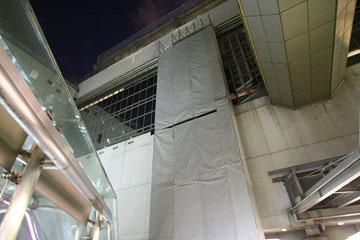ロケット広場撤去後3