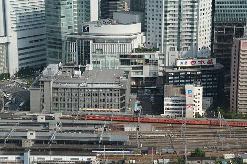 大阪中央郵便局&大弘ビル