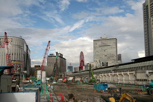 大阪駅北5