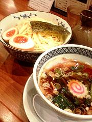 桜蘭のつけ麺