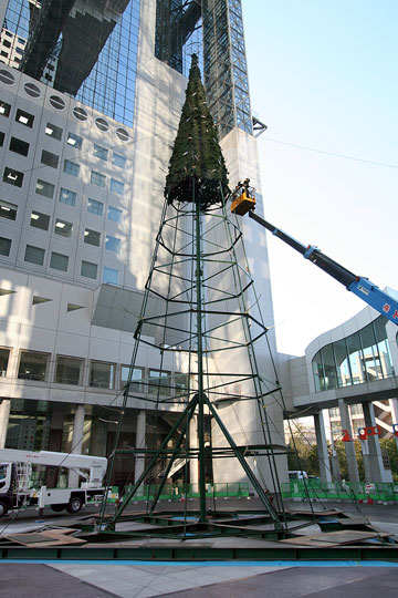 新梅田クリスマスツリー