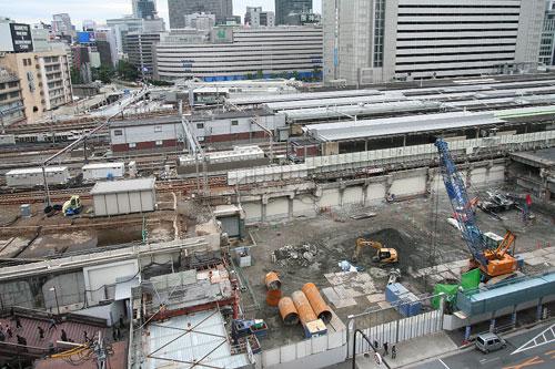 大阪駅2007秋1