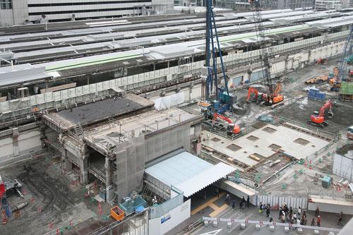 大阪駅2007秋2