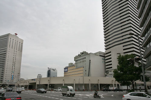 曽根崎警察前から阪急