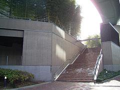 西梅田の公園2