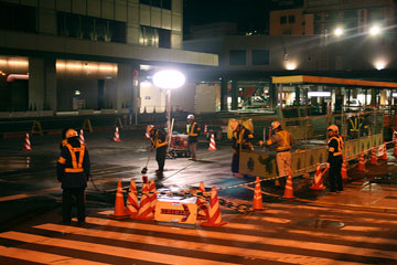 真夜中の大阪駅前2