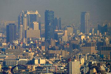 コスモタワーからの眺め2