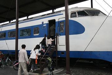 新幹線入口