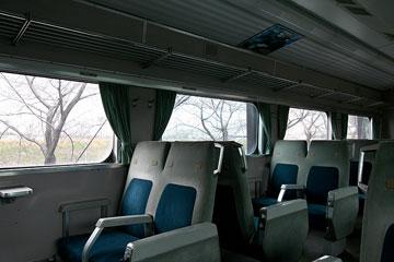 新幹線車内1