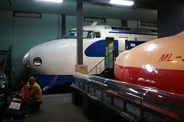 新幹線&リニア