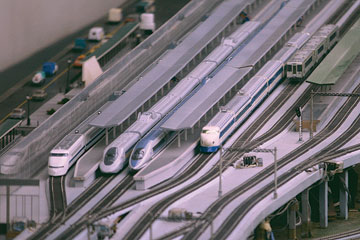 鉄道模型新幹線