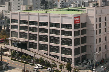 日本郵便 建物