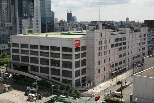 大淀の日本郵便大阪支店a