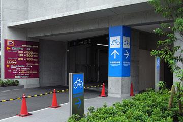 ほたるまち駐輪場1