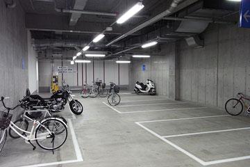 ほたるまち駐輪場3