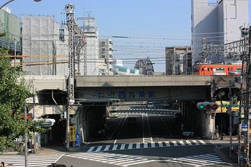西九条→京セラドーム1