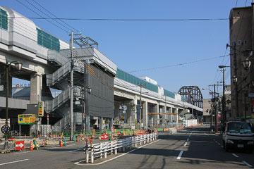 西九条→京セラドーム2