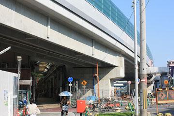 西九条→京セラドーム7