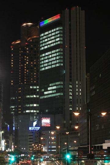 ブリーゼタワー「メディア ライト スプラッシュ」
