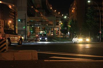 阪急電車陸送1
