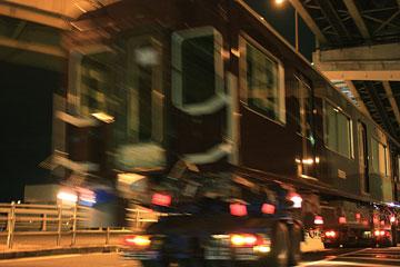 阪急電車陸送5