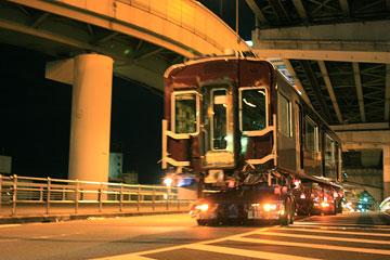 阪急電車陸送6