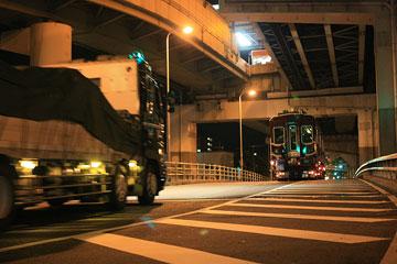 阪急電車陸送7