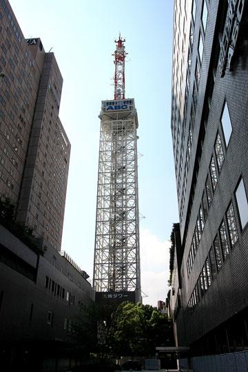 大淀の旧朝日放送社屋6