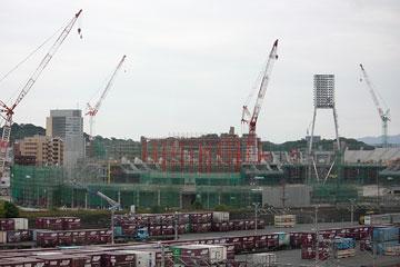 新広島市民球場1