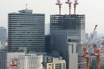 阪急グランドビル&梅田阪急ビル