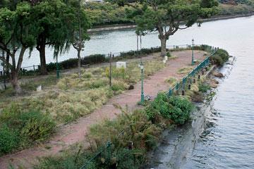 中之島公園剣先地区