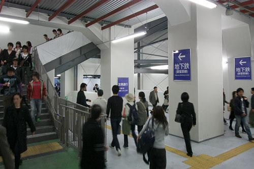 大阪駅北東部1