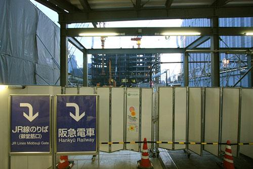 大阪駅北東部4