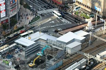大阪駅北東部5