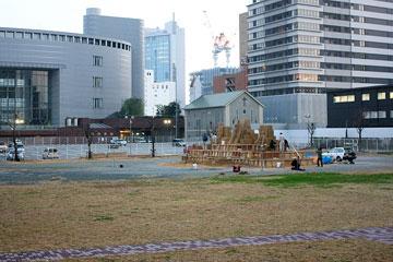 阪大医学部跡地 光のルネサンス1
