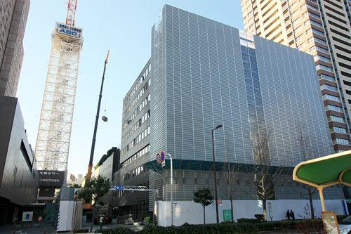 ABC旧社屋・大阪タワー